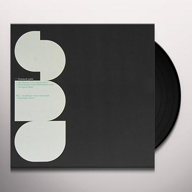 Glimpse BARETTA Vinyl Record