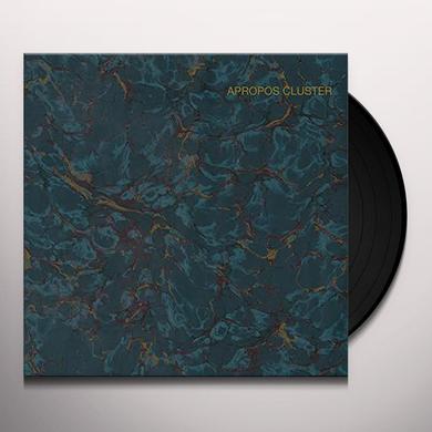 APROPOS CLUSTER Vinyl Record