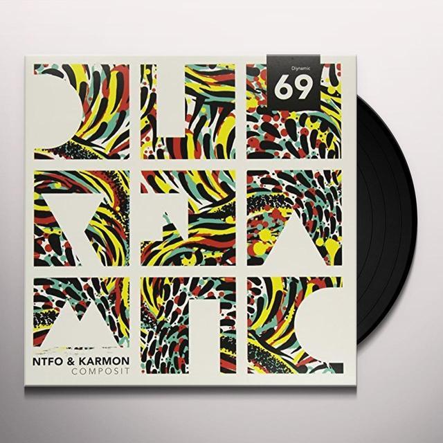 Ntfo & Karmon COMPOSIT (EP) Vinyl Record