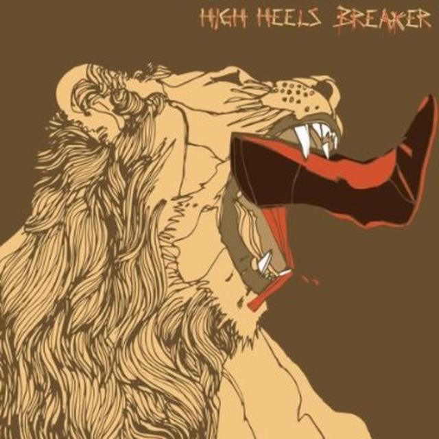 High Heels Breaker COME EASY Vinyl Record