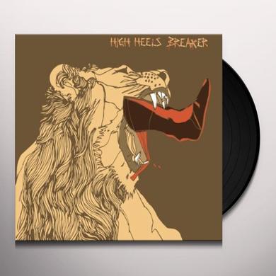 High Heels Breaker COME EASY (EP) Vinyl Record