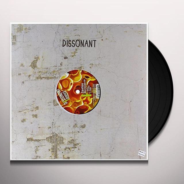 Santos MACROSCOPE Vinyl Record