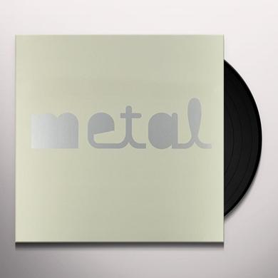 Black Asteroid METAL Vinyl Record