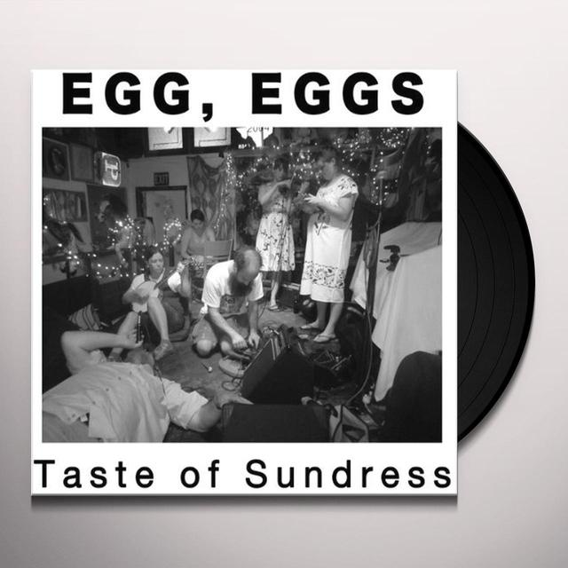 Eggs Eggs TASTE OF SUNDRESS Vinyl Record
