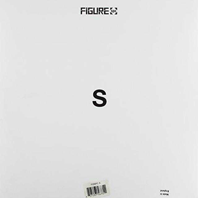 Markus Suckut FIGURE SPC S Vinyl Record