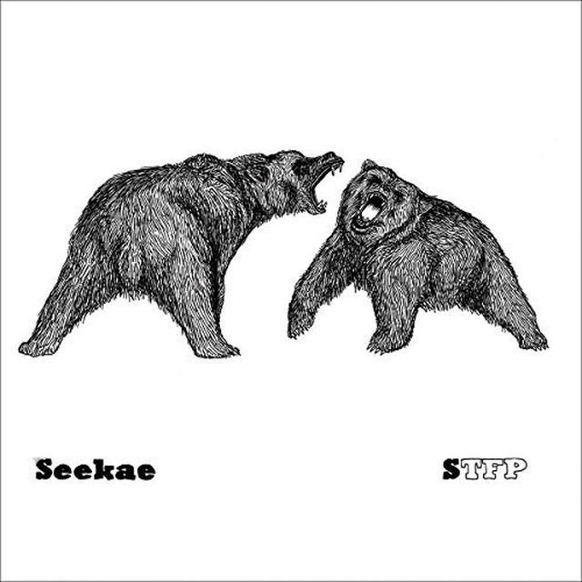 Seekae DOME / SOUND OF TREES FALLING ON PEOPLE Vinyl Record