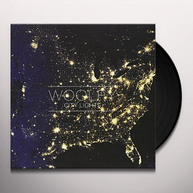 Woolfy CITY LIGHTS Vinyl Record
