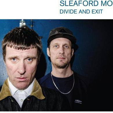 Sleaford Mods DIVIDE & EXIT Vinyl Record