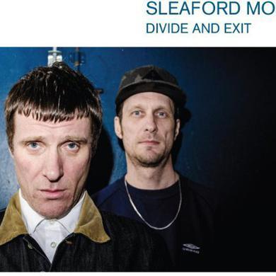 Sleaford Mods DIVIDE & EXIT Vinyl Record