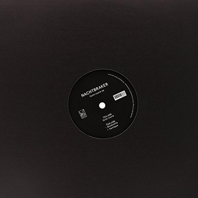 Nachtbraker GUTE LAUNE Vinyl Record
