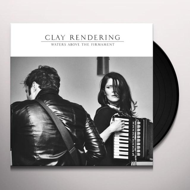 Clay Rendering WATERS ABOVE THE FIRMAMENT Vinyl Record
