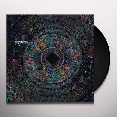 Lucid Dream SONGS OF LIES & DECEIT Vinyl Record