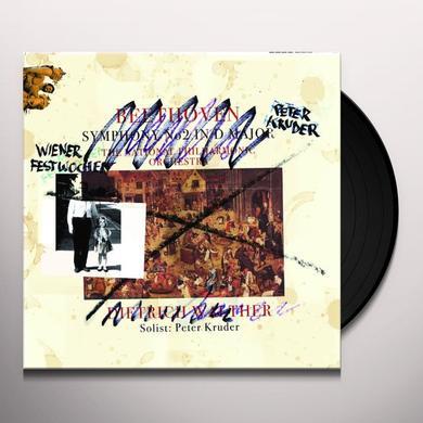 Peter Kruder DIE WIENER FESTWOCHEN Vinyl Record