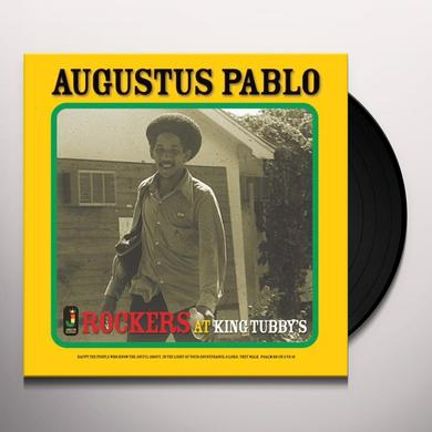 Augustus Pablo ROCKERS AT KING TUBBYS Vinyl Record