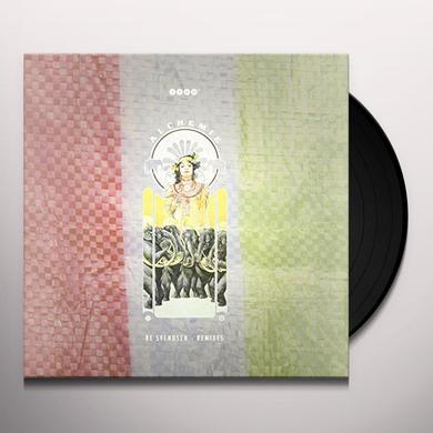 Jorge Caiado REMIX Vinyl Record