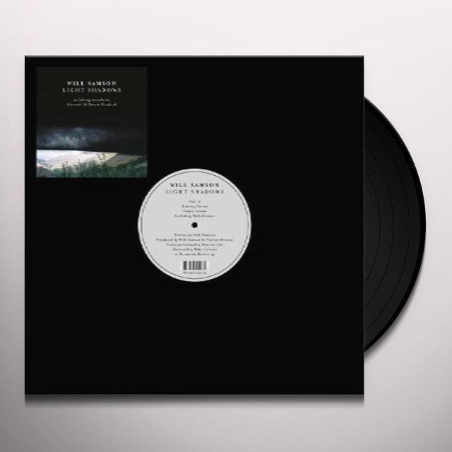 Will Samson LIGHT SHADOWS Vinyl Record