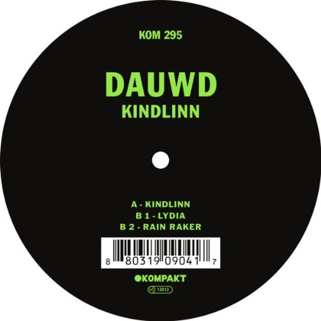 Dauwd KINDLINN Vinyl Record