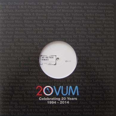 Josh Wink ARE YOU THERE REMIXES Vinyl Record