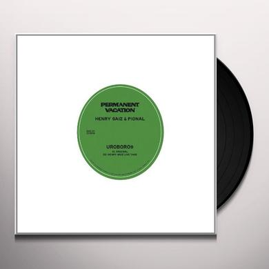 Saiz & Pional UROBOROS Vinyl Record