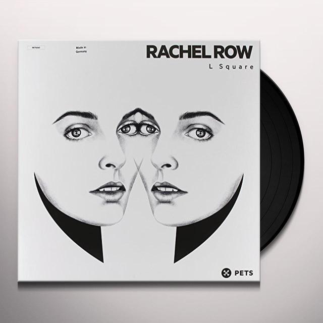 Rachel Row L SQUARE Vinyl Record