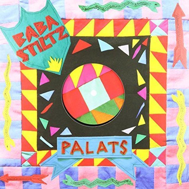 Baba Stiltz PALATS / CRYPT Vinyl Record