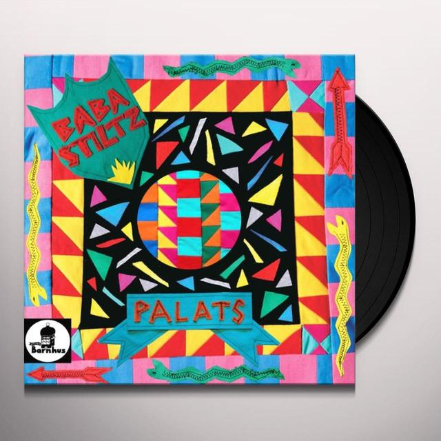 Baba Stiltz TRANSIT (EP) Vinyl Record