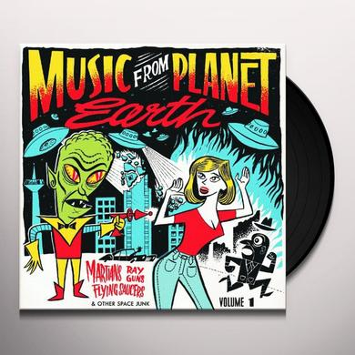 MUSIC FROM PLANET EARTH 1: MARTIANS / VAR Vinyl Record