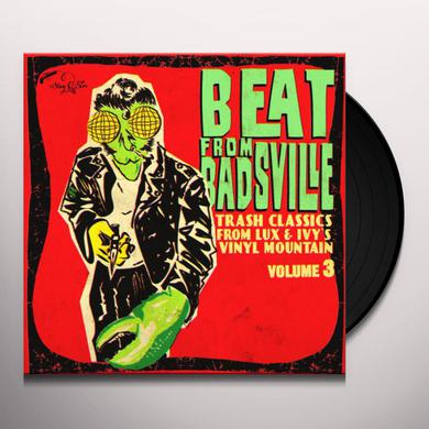 BEAT FROM BADSVILLE VOL 3: TRASH CLASSICS / VAR Vinyl Record