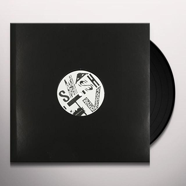 Smash Tv ROBOGEISHA Vinyl Record