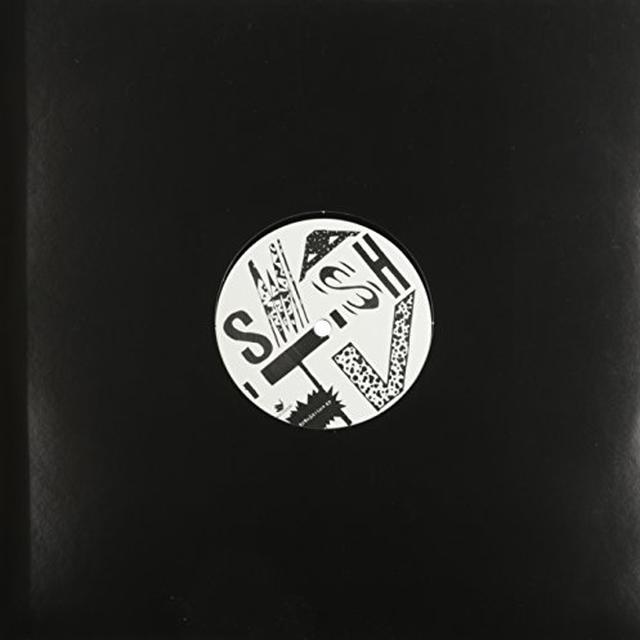 Smash Tv ROBOGEISHA Vinyl Record