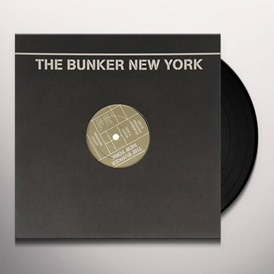 Lot Te PRESSURE CHANT Vinyl Record