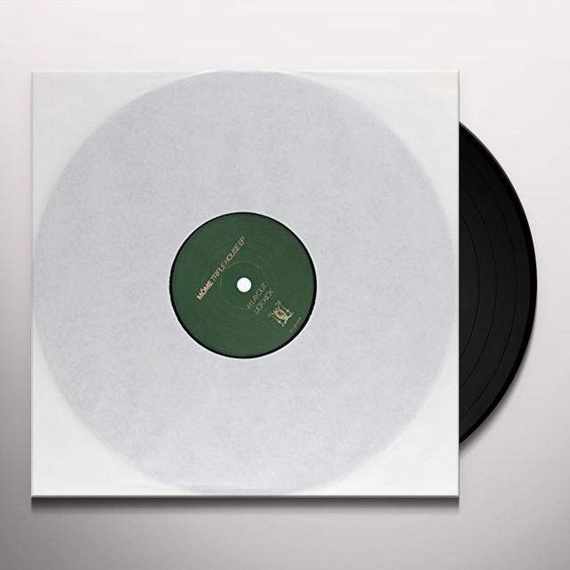 Mome TRIPLE HOUSE (EP) Vinyl Record