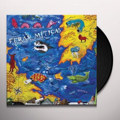 Garotas Suecas FERAS MITICA Vinyl Record