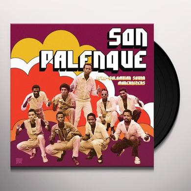 Son Palenque AFRO-COLOMBIAN SOUND MODERNIZERS Vinyl Record