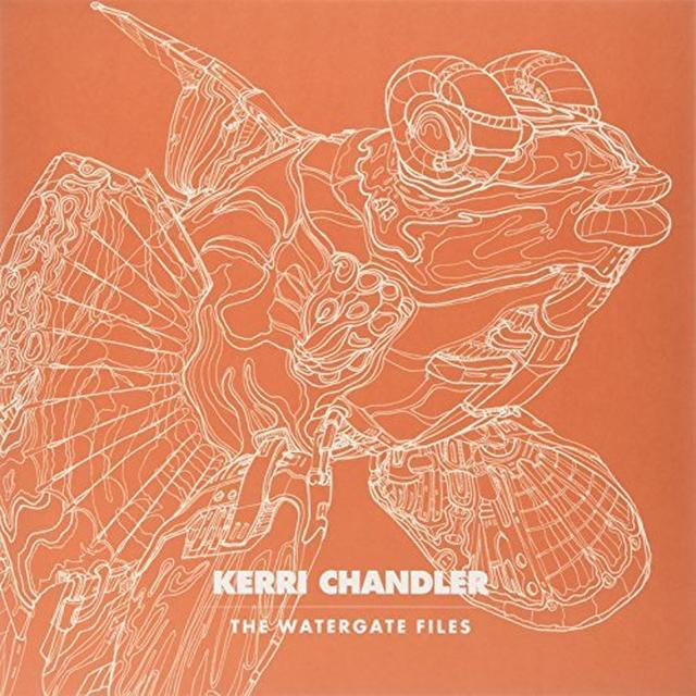 Kerri Chandler WATERGATE FILES Vinyl Record