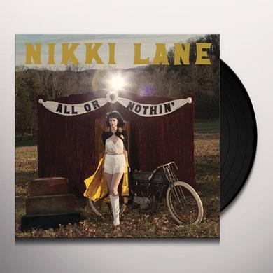 Nikki Lane ALL OR NOTHIN Vinyl Record