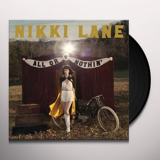 Nikki Lane ALL OR NOTHIN Vinyl Record