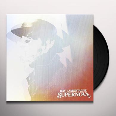 Ray Lamontagne SUPERNOVA Vinyl Record - Gatefold Sleeve
