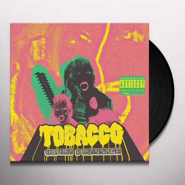 Tobacco ULTIMA II MASSAGE Vinyl Record