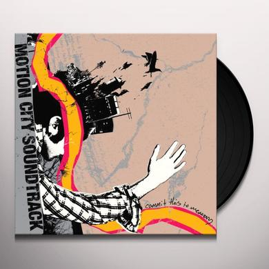 Motion City Soundtrack COMMIT THIS TO MEMORY Vinyl Record