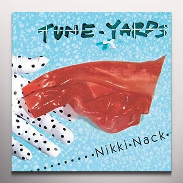 Tune-Yards NIKKI NACK Vinyl Record - Colored Vinyl, Limited Edition
