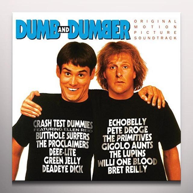 Dumb & Dumber / O.S.T. (Red) (Ogv) DUMB & DUMBER / O.S.T. Vinyl Record - 180 Gram Pressing, Red Vinyl
