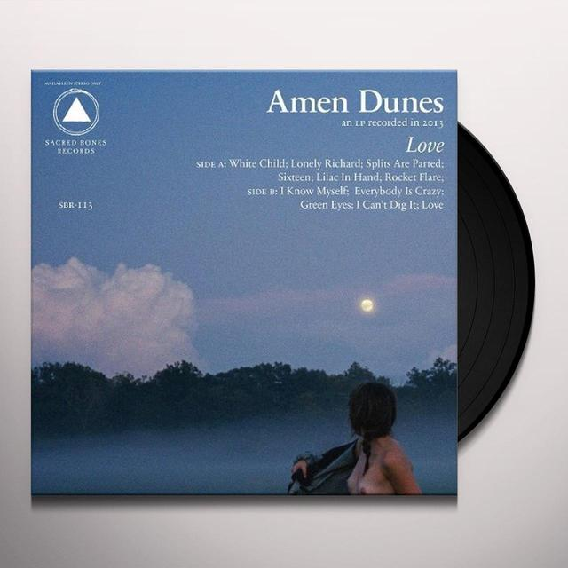 Amen Dunes LOVE Vinyl Record