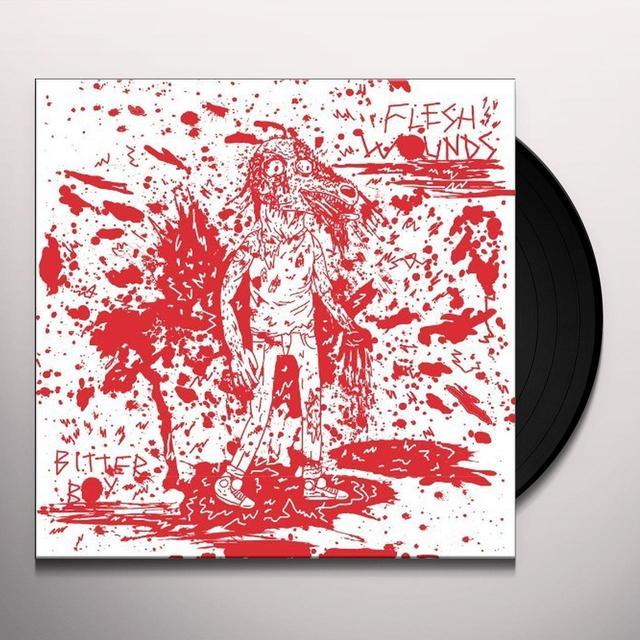 Flesh Wounds BITTER BOY Vinyl Record