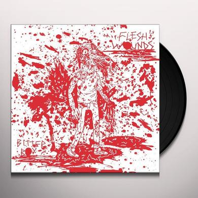 Flesh Wounds BITTER BOY Vinyl Record