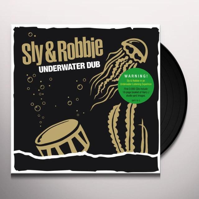 Sly & Robbie UNDERWATER DUB (BONUS CD) Vinyl Record