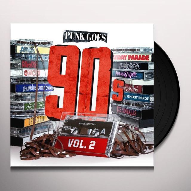 PUNK GOES POP 2 / VARIOUS Vinyl Record