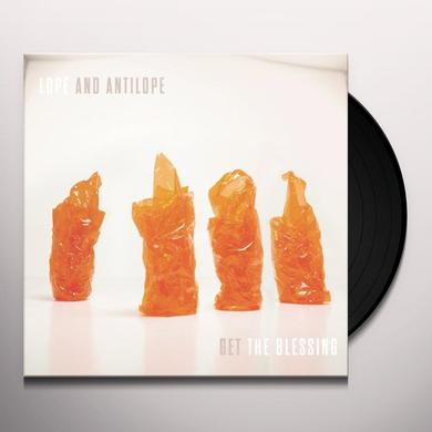 Get The Blessing LOPE & ANTILOPE Vinyl Record
