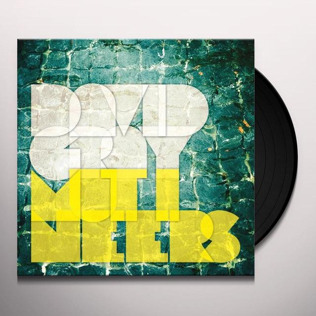 David Gray MUTINEERS (BONUS TRACK) Vinyl Record