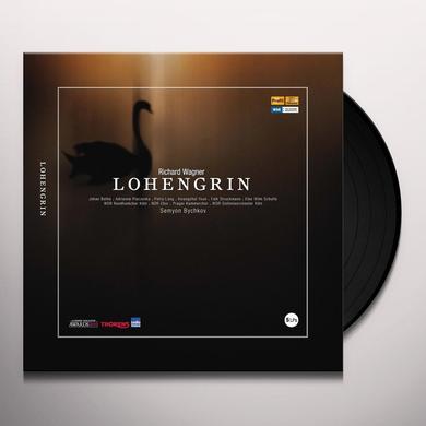 Richard Wagner LOHENGRIN Vinyl Record